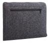 Чехол для ноутбука Gmakin для Macbook Air/Pro 13,3 темно-серый, на молнии (GM68) мал.5