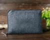 Чехол для ноутбука Gmakin для Macbook Air/Pro 13,3 темно-серый, на молнии (GM68) мал.8