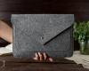 Чехол для ноутбука Gmakin для Macbook Pro 13 New светло-серый (GM07-13New) рис.10