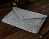 Чехол для ноутбука Gmakin для Macbook Pro 13 New светло-серый (GM07-13New) рис.9