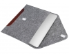 Gmakin Felt Cover for Macbook 13 new grey GM10-13New рис.4