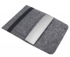 Gmakin Felt Cover horisontal for Macbook 13 new dark grey GM14-13New рис.4