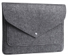 Чехол для ноутбука Gmakin для Macbook Pro 13 New темно-серый, на кнопке (GM62-13New) мал.1
