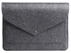 Gmakin Felt Cover for Macbook 13 new grey GM62-13New рис.2