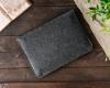 Чехол для ноутбука Gmakin для Macbook Pro 13 New темно-серый, на кнопке (GM62-13New) мал.6