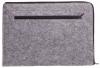 Чехол для ноутбука Gmakin для Macbook Pro 13 New светло-серый, на молнии (GM67-13New) мал.4
