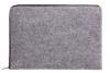 Чехол для ноутбука Gmakin для Macbook Pro 13 New светло-серый, на молнии (GM67-13New) мал.5