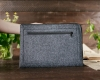 Чехол для ноутбука Gmakin для Macbook Pro 13 New светло-серый, на молнии (GM67-13New) рис.9