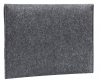 Gmakin Felt Cover horisontal for Macbook 15 dark grey GM14-15 рис.3