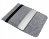 Gmakin Felt Cover horisontal for Macbook 15 light grey GM15-15 рис.2