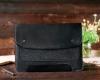 Чехол для ноутбука Gmakin для Macbook Air/Pro 13,3 черный, на кнопках (GM01) мал.13