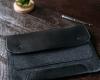 Чехол для ноутбука Gmakin для Macbook Air/Pro 13,3 черный, на кнопках (GM01) мал.8