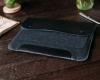 Чехол для ноутбука Gmakin для Macbook Air/Pro 13,3 черный, на кнопках (GM01) мал.9