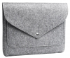 Gmakin Felt Cover for Macbook Air 13,3/Pro 13,3 grey GM07 рис.1