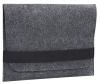 Чехол для ноутбука Gmakin для Macbook Air/Pro 13,3 темно-серый, горизонтальный, на резинке (GM14) мал.1