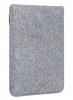 Чехол для ноутбука Gmakin для Macbook Air/Pro 13,3 светло-серый, вертикальный, на резинке (GM16) мал.4