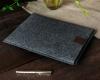 Чехол для ноутбука Gmakin для Macbook Air/Pro 13,3 серый, вертикальный (GM17) мал.12