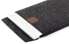 Gmakin Felt Cover for Macbook Air 13,3/Pro 13,3 dark grey GM17 рис.2
