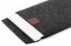 Чехол для ноутбука Gmakin для Macbook Air/Pro 13,3 серый, вертикальный (GM17) мал.2