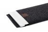 Чехол для ноутбука Gmakin для Macbook Air/Pro 13,3 серый, вертикальный (GM17) мал.5