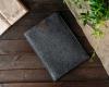 Чехол для ноутбука Gmakin для Macbook Air/Pro 13,3 серый, вертикальный (GM17) мал.8