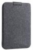 Чехол для ноутбука Gmakin для Macbook Air/Pro 13,3 темно-серый, на застежке (GM56) мал.4