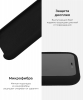 Apple iPhone XR Silicone Case (OEM) - Black рис.6