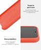 Apple iPhone XR Silicone Case (OEM) - Nectarine рис.6