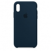 Apple iPhone XR Silicone Case (HC) - Blue Horizon рис.1