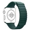 Armorstandart Leather Loop для Apple Watch All Series 38/40 mm Forest Green (ARM53317) мал.1