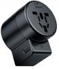 Baseus Rotation Type Universal Charger Black (ACCHZ-01) рис.1