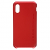 Element case for iPhone XS Max Solid Red мал.1