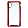 Element Case for iPhone XS Transparent Clear Red рис.1