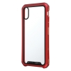 Element Case for iPhone XS Transparent Clear Red рис.2