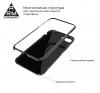 Чехол ArmorStandart Magnetic case 1 generation for iPhone XS clear/black мал.4