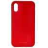 Чехол ArmorStandart Magnetic case 1 generation for iPhone XS red мал.1