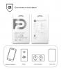 Защитное стекло ArmorStandart Full-Screen 3D PREMIUM для Apple iPhone XS/iPhone X Black рис.6