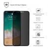 Защитное стекло ArmorStandart Anti-spy для Apple iPhone XS/iPhone X (ARM51639-GCLS) рис.2