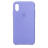 Apple iPhone XR Silicone Case (HC) - Lavender рис.1