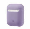 New Airpods Silicon case lavender grey (in box) мал.1