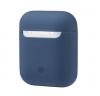 New Airpods Silicon case blue horizon (in box) рис.1