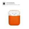 New Airpods Silicon case nectarine (in box) мал.3