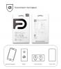 Защитное стекло ArmorStandart 3D Anti-spy для Apple iPhone XS/iPhone X Black (ARM53443-G3DS-BK) рис.6