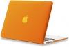 Case for New MacBook A1932 Matte Orange рис.1