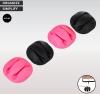 Органайзер для кабеля ArmorStandart CC-942 black/pink (ARM53904) рис.1