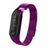 ArmorStandart Metal Milanese Magnetic Band for Xiaomi Mi Band 3 Purple рис.1
