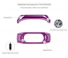 ArmorStandart Metal Milanese Magnetic Band for Xiaomi Mi Band 3 Purple рис.4