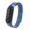 ArmorStandart Metal Milanese Magnetic Band for Xiaomi Mi Band 3 Blue рис.1