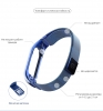 ArmorStandart Metal Milanese Magnetic Band for Xiaomi Mi Band 3 Blue рис.3