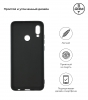 Soft Matte Slim Fit TPU Case for Huawei P smart 2019 Black рис.2